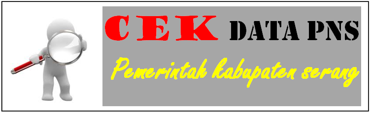 Cek Data Profile di BKPSDM